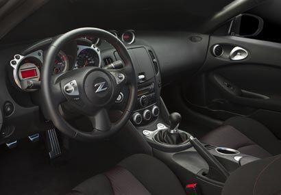 El interior está enfocado plenamente en dirección al conductor.