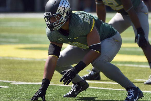 Arik Armstead, DL, Oregon(AP-NFL)