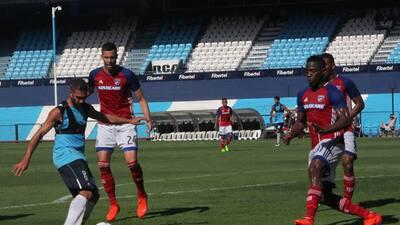 Nuevo empate de FC Dallas en su gira de pretemporada ante equipos del fútbol argentino