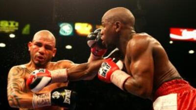 FLouyd Mayweather Jr. derrotó a Miguel Cotto en una pelea espectacular e...