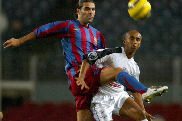 Rafael Márquez está listo para el nuevo reto de jugar con el Hellas Vero...
