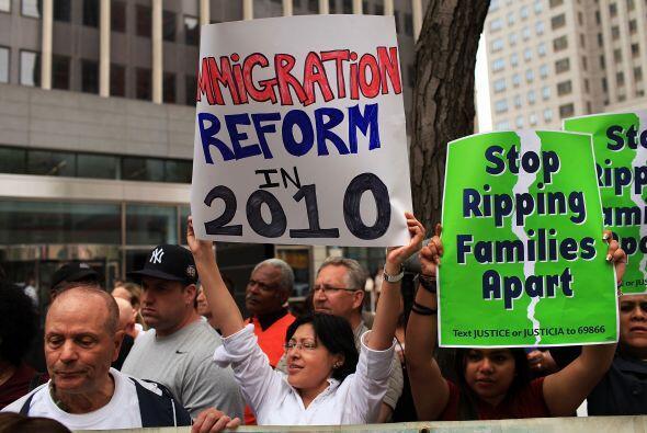 'Necesitamos una reforma migratoria que saque de las sombras a los 12 mi...