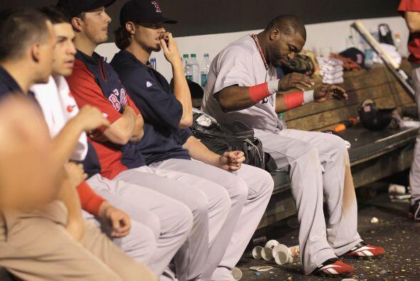 """Red Sox de Boston """" La nueva era de los 'patirrojos' quizás no los pueda..."""