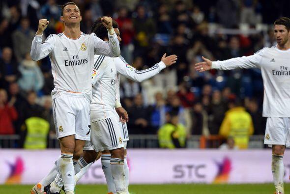 Triunfo final de 3-0 en favor del Real Madrid, que sufrió mucho más de l...