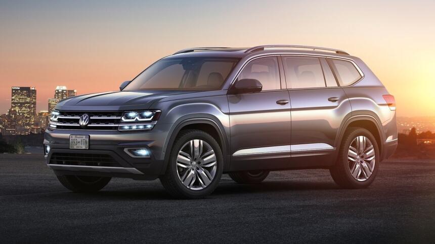 Estos autos alemanes son hechos en EEUU Volkswagen-Atlas-2018-1280-06.jpg