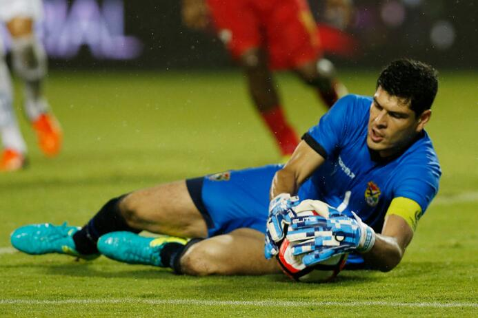 12. Carlos Lampe - Bolivia