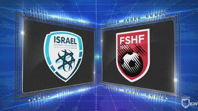 Israel 2-0 Albania - GOLES Y RESUMEN - Liga C - Grupo 1 - UEFA Nations League