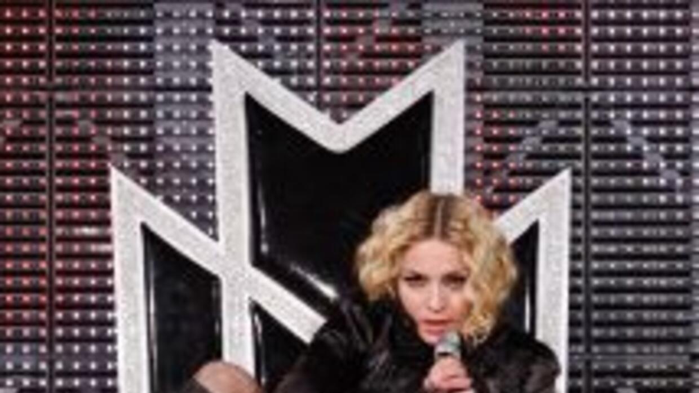 Aunque Madonna es La Reina del Pop, parece que no lo comparte con su fam...