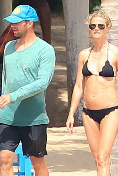 Y aunque ya se separaron, Gwyneth Paltrow y Chris Martin llevan una rela...