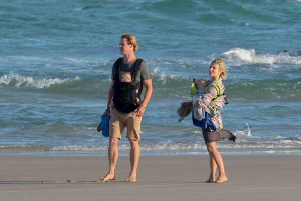 Tristan y Sasha absorben demasiado el tiempo de los actores, sin embargo...