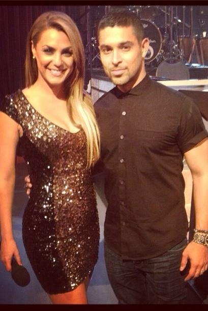 """""""Con @wilmervalderrama que visito nuestro show @sabadogigante por @univi..."""