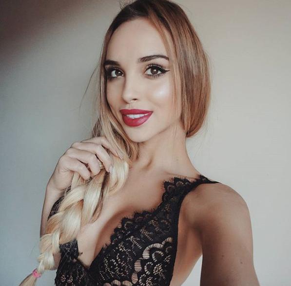 Weronika Bielik es una espectacular modelo polaca, que a través de sus r...