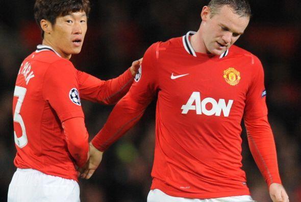 Ronney volvió a marcar y el Manchester United festejó en su casa.