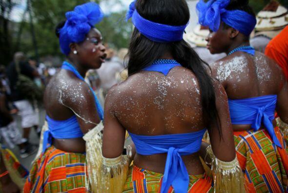 Algunas de las islas representadas son Trinidad y Tobajo, Haití,...