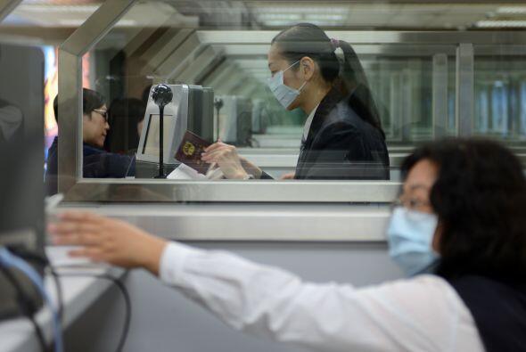 Por ahora se sabe que el periodo de incubación del virus es de siete día...