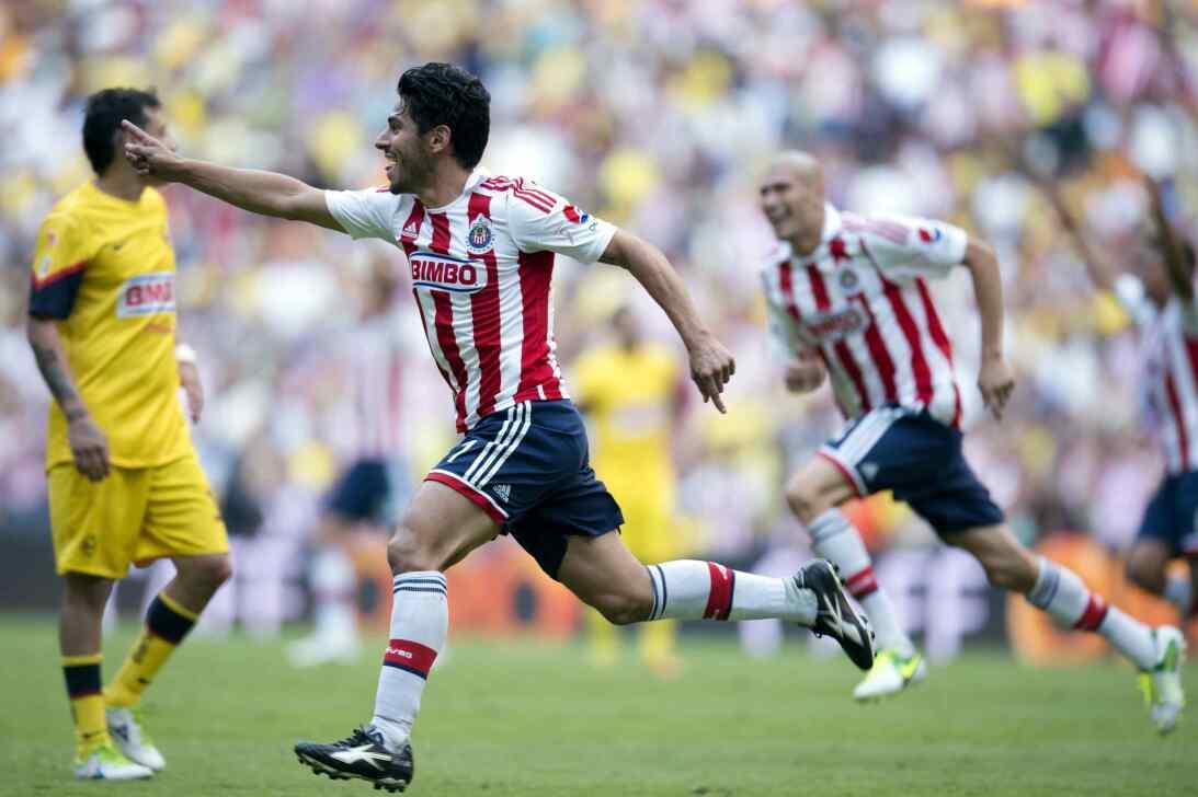 Miguel Herrera, ganador en el Clásico Nacional con América 20121006-934.jpg