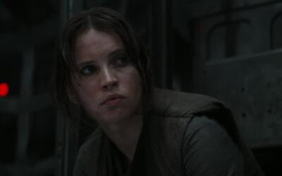 'Rogue One': Jyn es rescatada