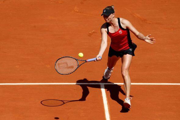 En la rama femenil, la rusa Vera Zvonareva, número tres mundial y...