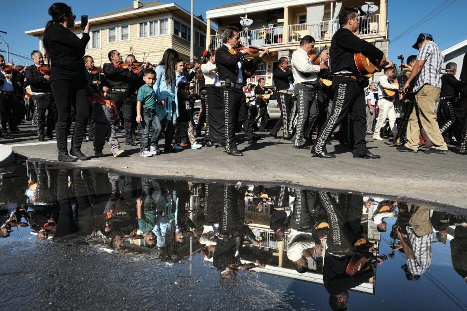 Festival de Santa Cecilia en Los Ángeles