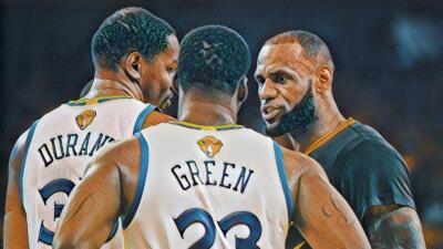 Comienza la temporada 2017-18 de la NBA