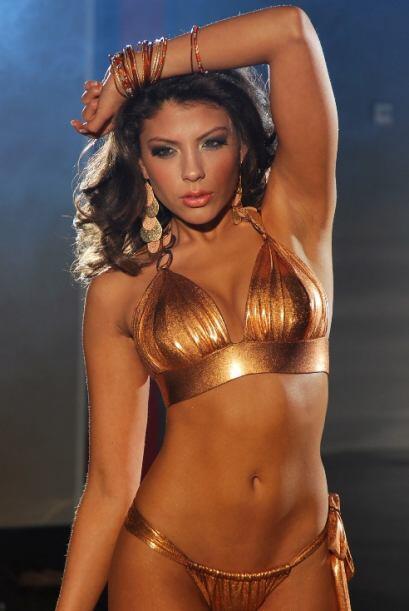 Nikole Suárez participó en la quinta temporada de Nuestra...