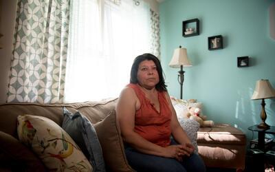Krishna Roca es una guatemalteca que pasó 4 meses encerrada por u...