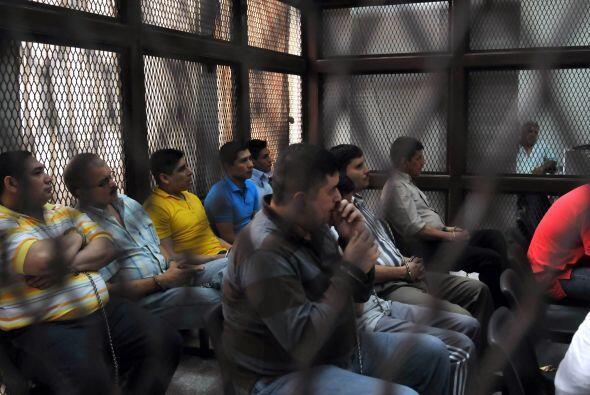 Algunos integrantes de los Zetas fueron detenidos en Guatemala.