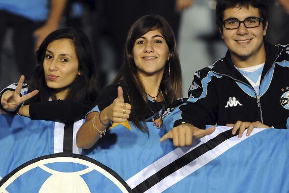 El partido de ida de los octavos de final de la Copa Libertadores fue ju...