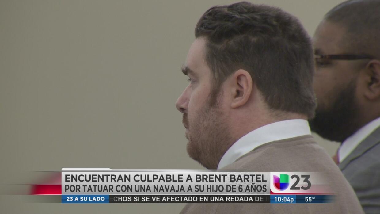 Brent Bartel pasará 11 años en prisión