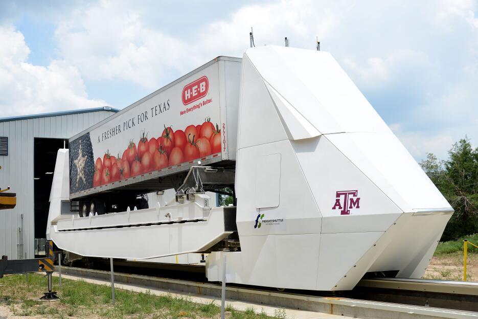 El innovador transbordador de carga eléctrico diseñado por científicos e...