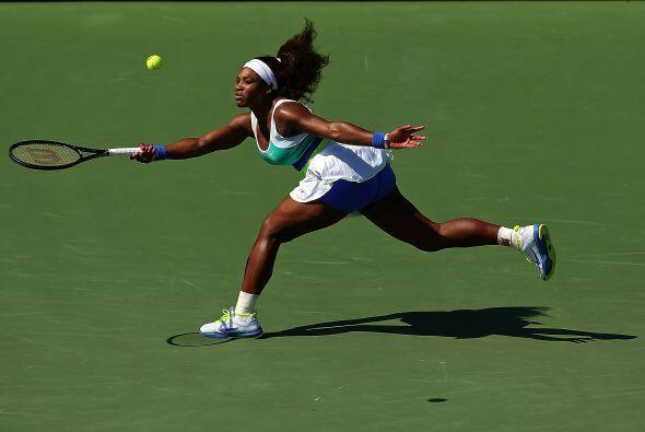 Serena estrena su semana 129 al frente de la lista mundial, pero puede p...