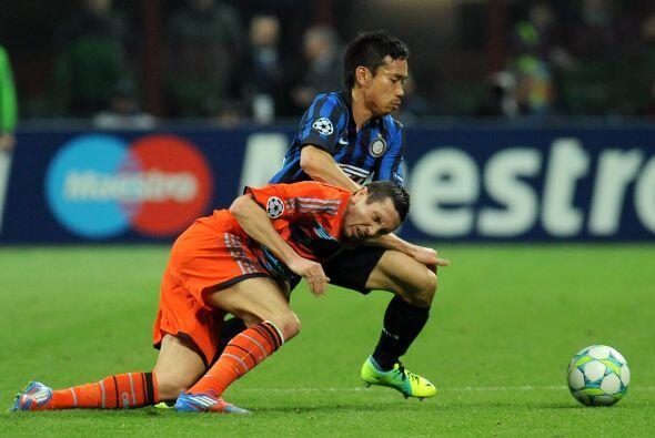 Inter y el Marsella no se hacen daño. El gol no aparece.