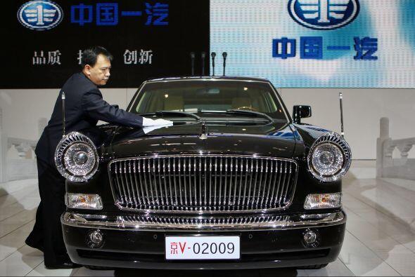 China: Según sus creadores, el auto tiene un diseño basado en el tradici...