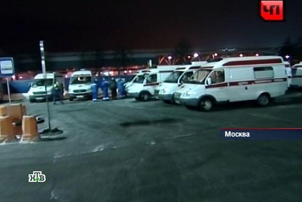 El aeropuerto de Domodédovo es el más concurrido del país y cuenta con a...
