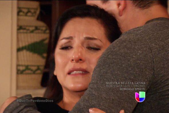 No se deje vencer doña Simona, tras la muerte de Fredy, debe sacar fuerz...