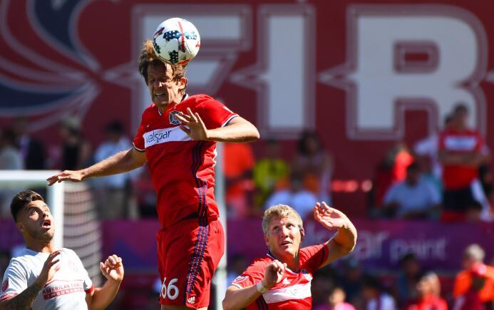Bastian Schweinsteiger y Diego Valeri lideran el Equipo de la Semana 15...