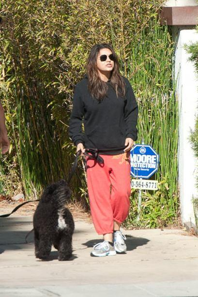 Fue en el mes de marzo, cuando Mila Kunis y Ashton Kutcher confirmaron l...