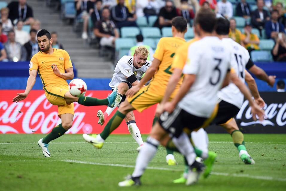 Alemania sufre, pero vence a una aguerrida Australia GettyImages-6976867...