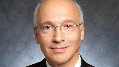 El juez Gonzalo Curiel.