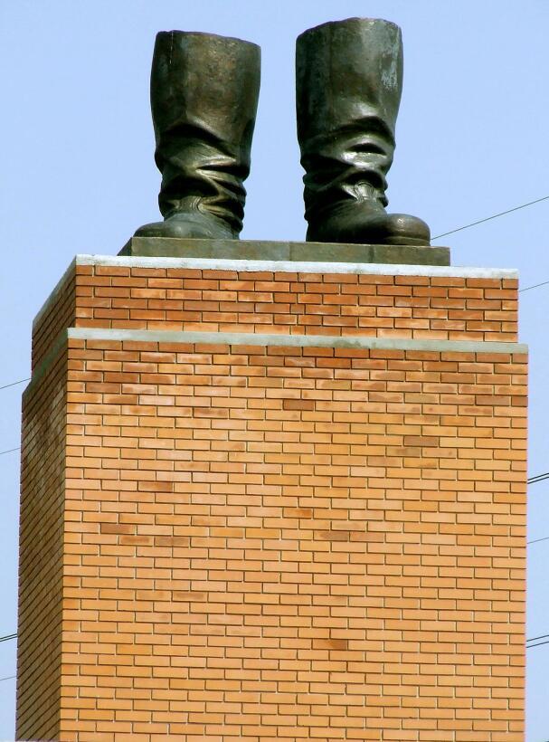 """""""Las botas de Stalin""""."""