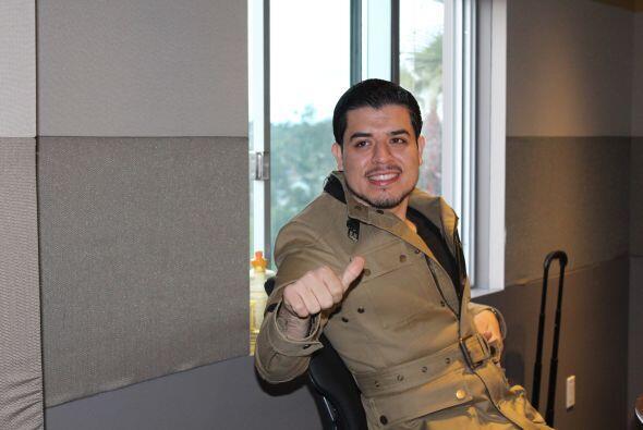 Noel presentó en exclusiva para Univision Radio su más reciente sencillo...