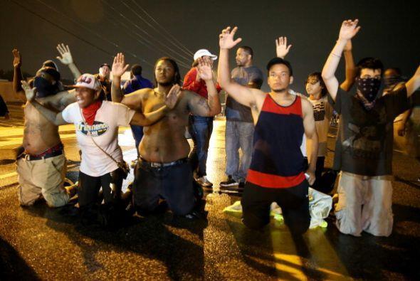 Activistas y abogados afroamericanos señalaron que aun cuando el joven h...