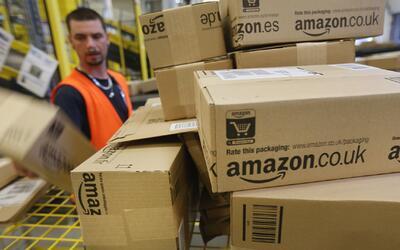 Amazon eligió a la ciudad de Fresno para crear un centro de pedidos que...