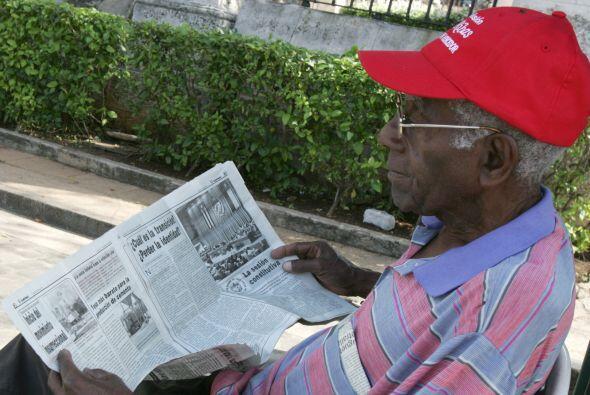En Cuba, la esperanza de vida al nacer es de 78 años promedio: para los...