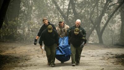 Con un nuevo fallecido por el Woolsey Fire, sube a 51 la cifra de muertos por incendios en California