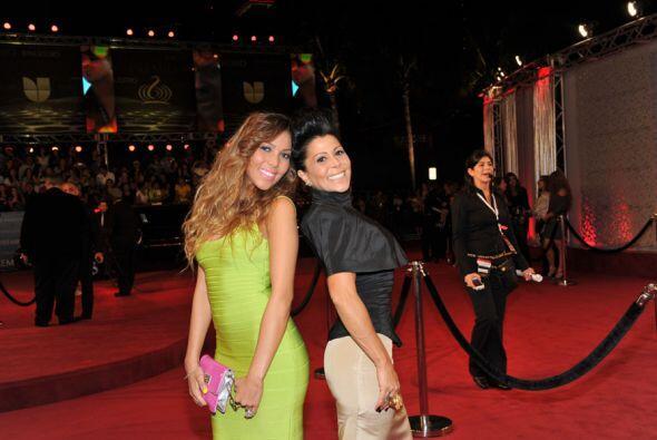 Se mostró muy feliz al lado de Frida Sofía y debido a su nominación por...