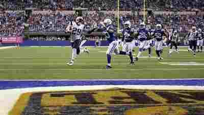 Patriots 34-27 Colts: New England desinfla a los Colts y mantiene el inv...