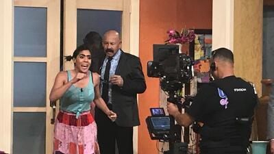 A Oscar D'León le salió una hija no reconocida, su nombre Mela la Melaza (fotos)