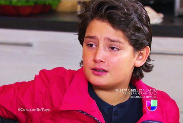 Y tú no te quedaste atrás Sebastián, ¡Saraí dejará tu casa para volver a...