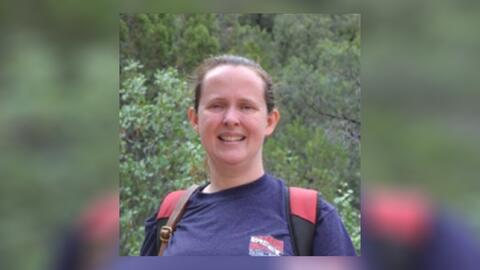 Sarah Beadle, de 38 años, fue reportada como desaparecida en el G...